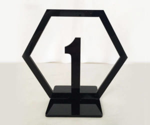 Event Table Numbers Rentals London Ontario image